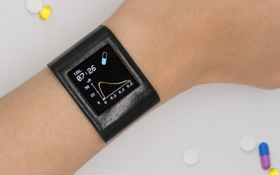 Smartwatch Tracks Medication Levels to Personalize Treatments
