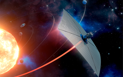 Reinventing Solar Sail Technology to Push Space Exploration Boundaries