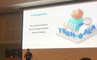 Tech Gala Recognizes Top Student Computer Science Projects