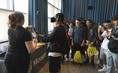 UCLA Engineering Students to Host Hundreds of High Schoolers in Tech Exploration