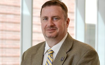Fisher to hold Schauerman Endowed Chair
