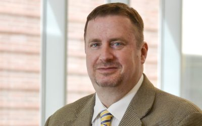 Fisher named Mechanical and Aerospace Engineering Department Chair