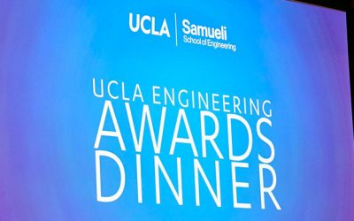 UCLA Samueli honors alumni, faculty, and students at 2018 awards dinner