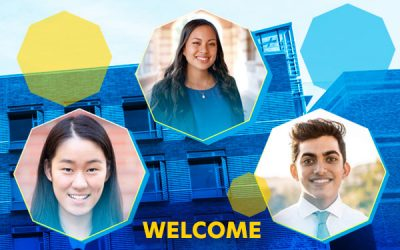 Welcome week 2019: Tips for new students