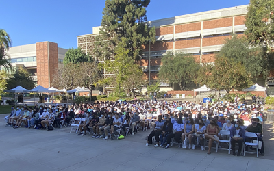 Engineering Welcome Day Fosters Community for New Students amid Pandemic