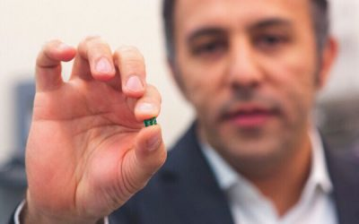 """UCLA Electrical Engineer Receives Major NIH Grant to Develop Wirelessly Powered """"Smart"""" Pacemakers"""
